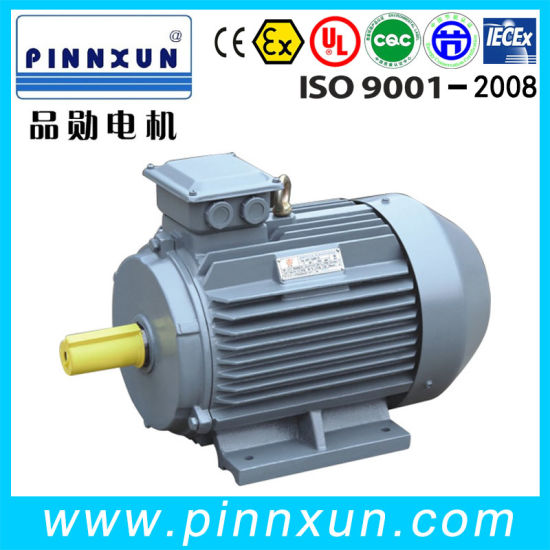 Yx3 Totally Enclosed Fan Cold Horizontal Motor pictures & photos
