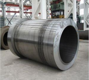 Forging 42CrMo4, C45, 304 Steel Hydraulic Cylinder Bushing Sleeve pictures & photos