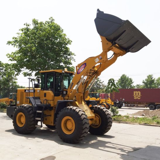 ACTIVE Brand AL950E 5ton Front End Loader with 162kw Shangchai Engine for Sale pictures & photos