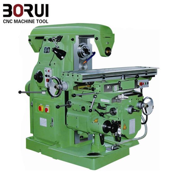 (X6132 X6132B X6132BH) High Precision Universal Horizontal Milling Machine pictures & photos