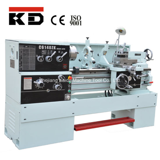Good Price Metal Turning Precision Manual Lathe C6140zk pictures & photos
