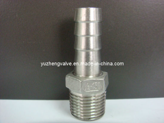 Stainless Steel Hose Nipple pictures & photos