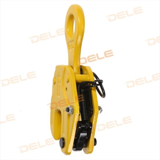 Hot Seller E-Type Horizontal Plate Clamp Lifting Clamp Factory Wholesale pictures & photos
