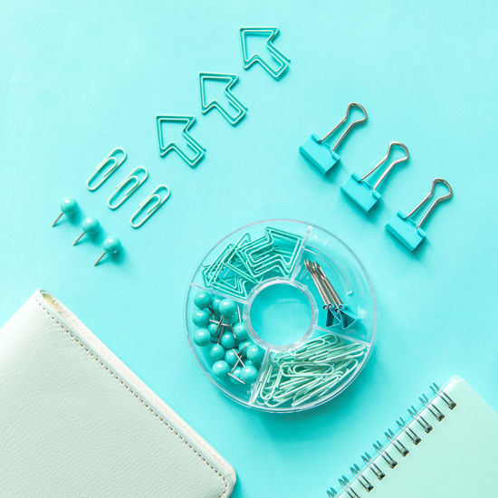 Beautiful Archive Paper Clips for Office Stationery Supply pictures & photos