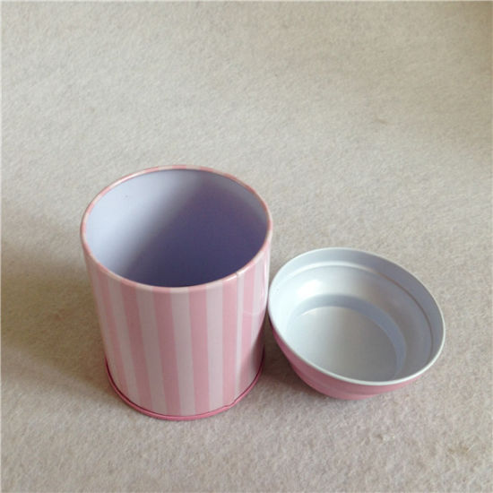 Heart Shaped Metal Tin Container for Packaging Tea pictures & photos
