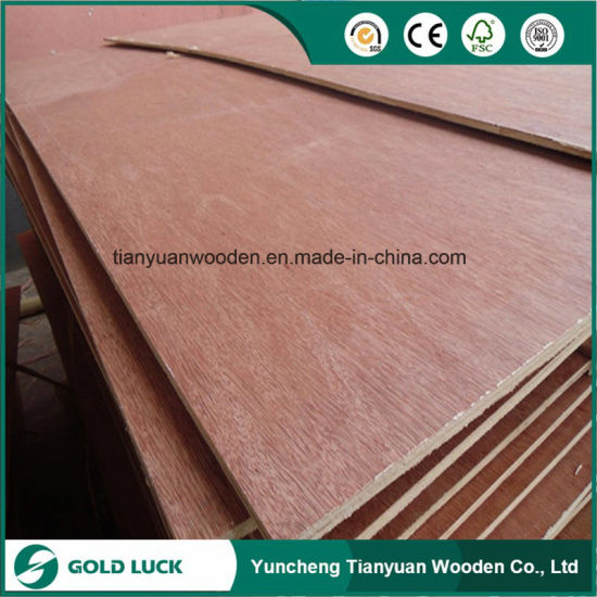1220X2440mm Poplar Core Commercial Plywood pictures & photos