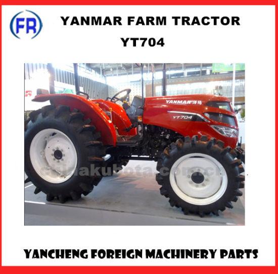 Yanmar Farm Tractor Yt704 pictures & photos