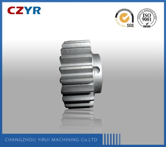 Changzhou Factory Processing Straight Spur Gear with All Kinds pictures & photos