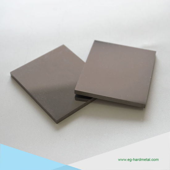 Tungsten Carbide Blank Plate for Cutting pictures & photos