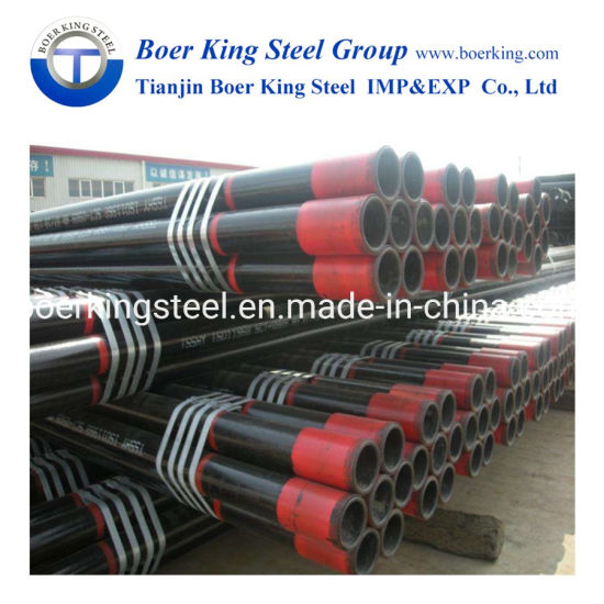 N80A N80b J55 K55 API 5CT Oil Drilling Seamless Steel Pipe and Tube pictures & photos
