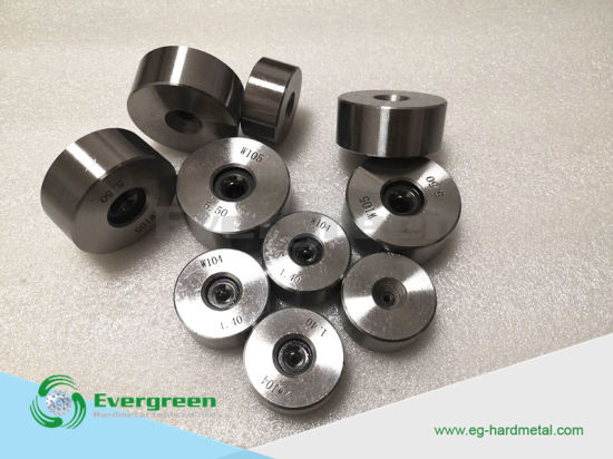 Tungsten Carbide Drawing Die Extrusion a Copper Wire pictures & photos