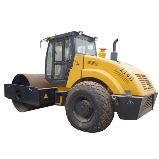Single Drum Dural Drive Hydraulic Vibratory Road Roller pictures & photos
