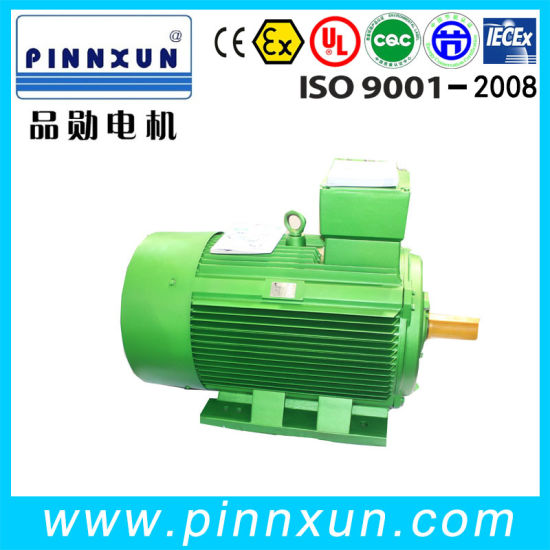 Three Phase AC Induction Speed Regulation Motor pictures & photos