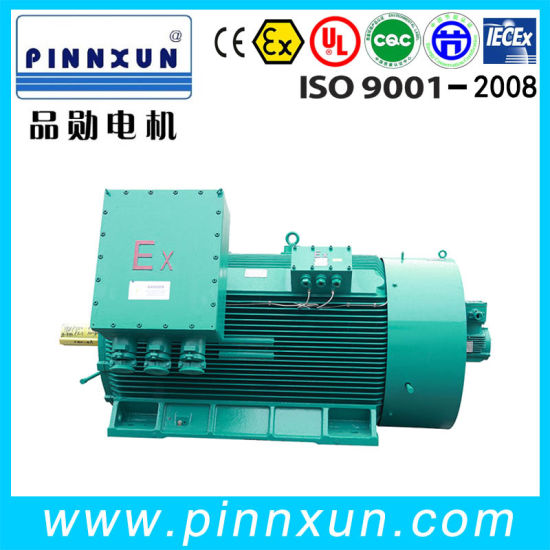 Yb Series Hv (355-800) Explosion Proof Motor pictures & photos