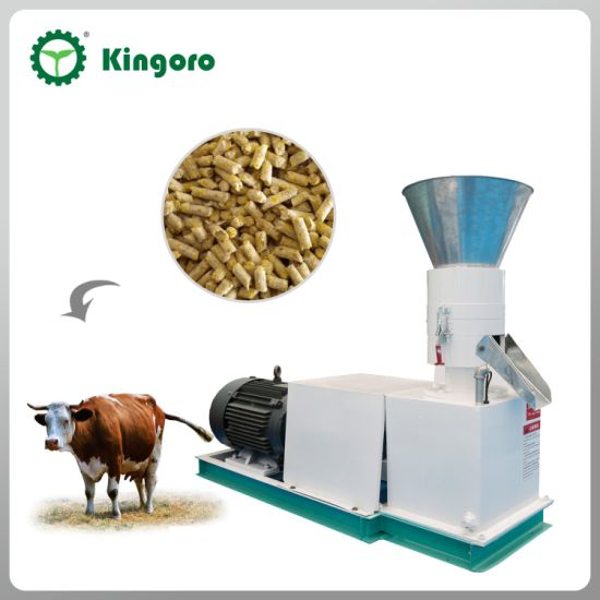 Animal Feed Pelletilizing Machine for Small Farm Use pictures & photos