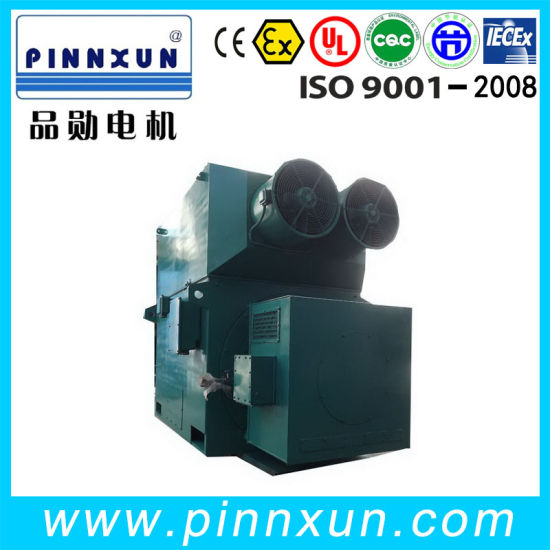 10pole Slip Ring Motor for Crusher pictures & photos