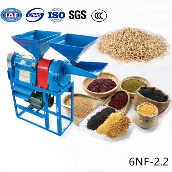 Grain Wheat Corn Maize Flour Pepper Spice Powder Grinder pictures & photos