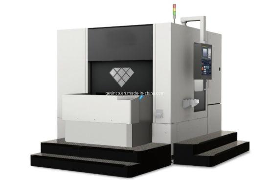 Horizontal Machining Center CNC Machine pictures & photos