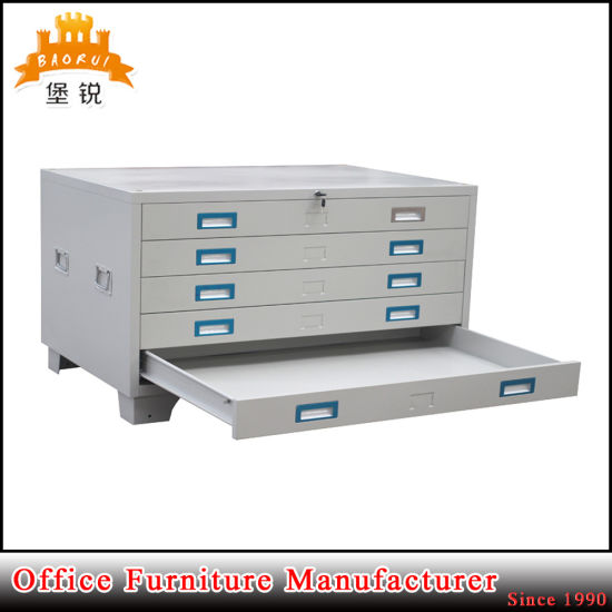 Cheap Price Metal Lateral Drawing Cabinet pictures & photos