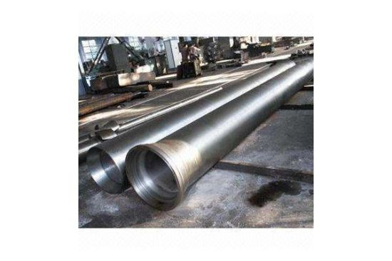 4130 S45c C45 Alloy Steel Forging Shaft Sleeve pictures & photos