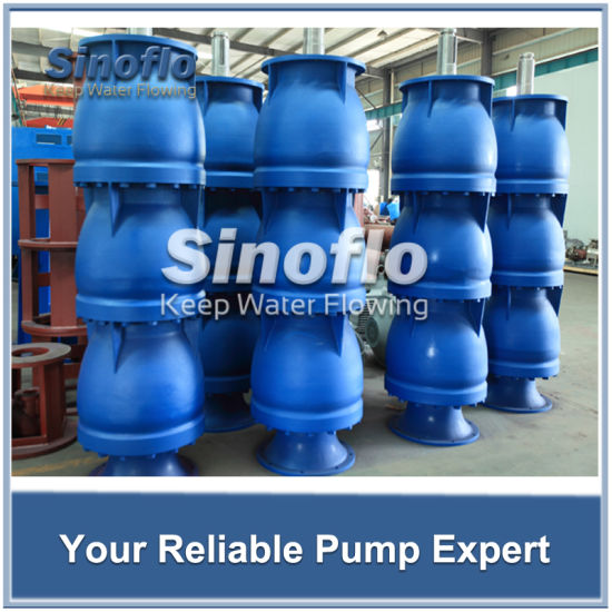 Line Shaft Overhung Vertical Turbine Spindle Seawater Pump pictures & photos