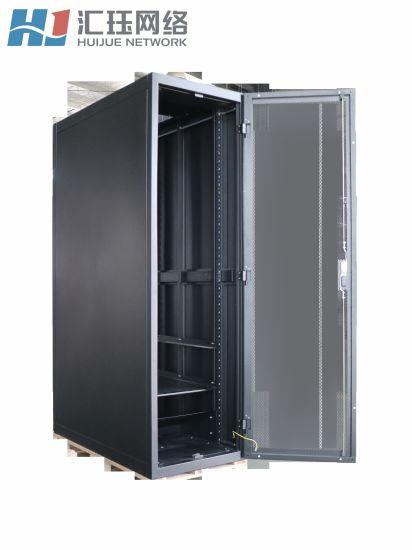 Cold Rolled Steel 19′′ Network Cabinet pictures & photos