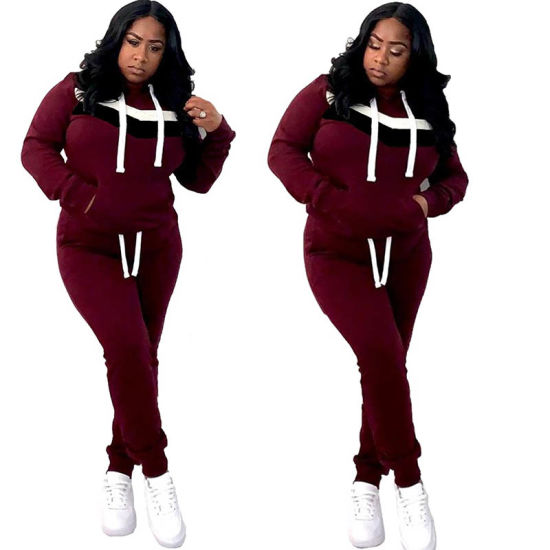 L283290 Casual Hoodie and Pant Set pictures & photos