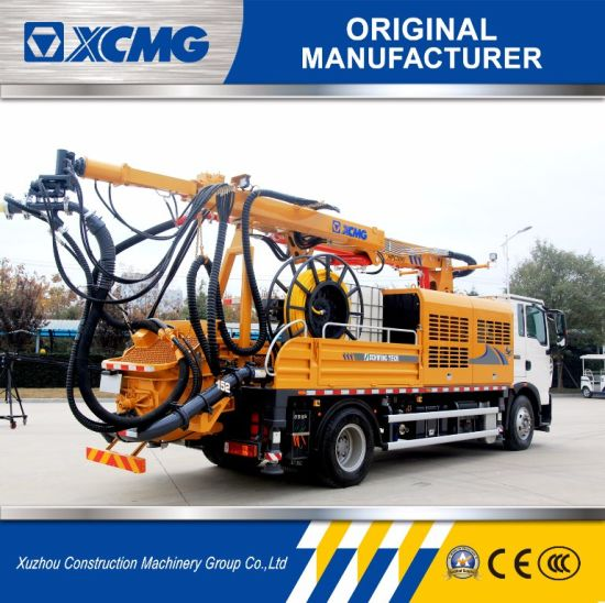 XCMG Truck-Mounted Pump for Sale (HPC30KI) pictures & photos