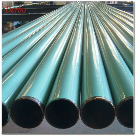 Fbe Coating Spiral Welded Steel Pipe for Oil Gas Pipeline pictures & photos