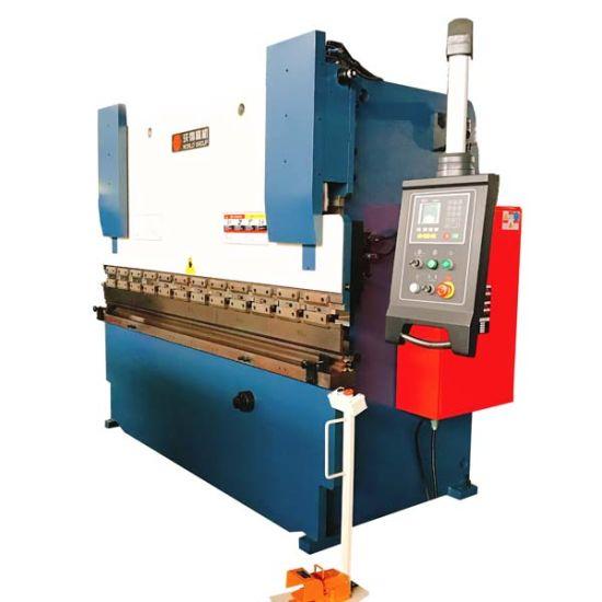 Wc67y Sheet Metal Hydraulic Bending Machine Press Brake pictures & photos