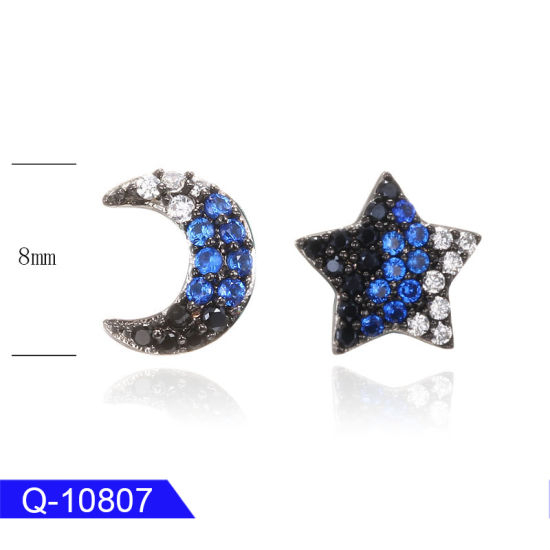 Wholesale New Design Fashion Affordable Jewelry 925 Sterling Silver Cubic Zirconia Earrings pictures & photos