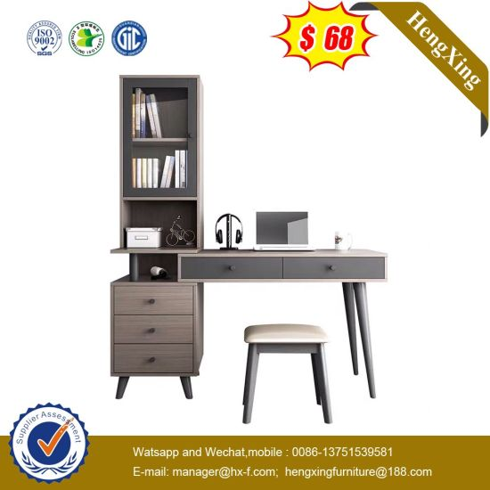 Wholesale Design Modern Wooden Bedroom Furniture Book Storage Writing Desk pictures & photos