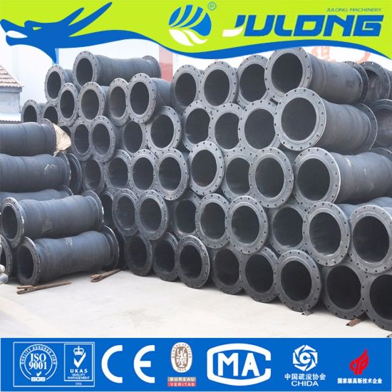 Flexible Rubber Hose for Dredging Project pictures & photos
