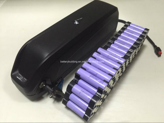 52V 17.5ah New Hailong Lithium Battery Hailong Downtube Battery Pack with Ga Cells by 14s5p pictures & photos