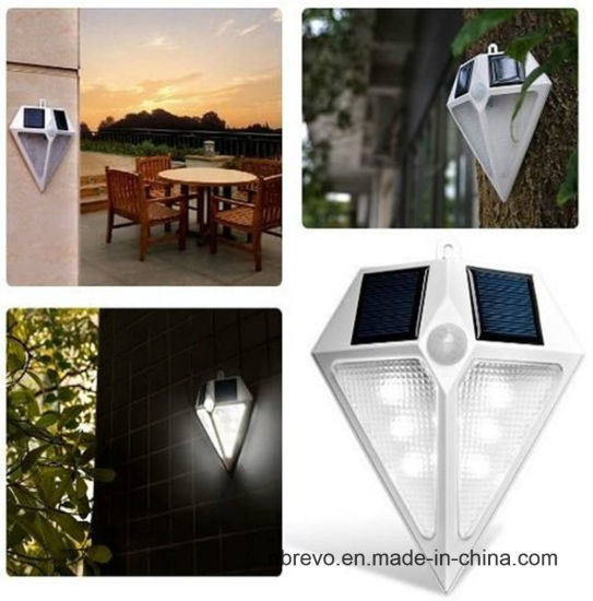 2017top Rated LED Solar Motion Sensor Fence Light (RS2016) pictures & photos