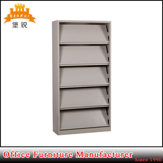 Jas-067 School Equipment High Quality Metal Storage Magazine Rack / Book Rack pictures & photos
