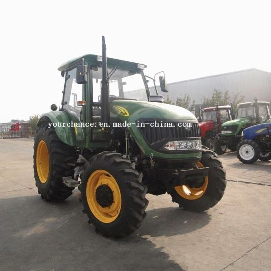 Well Reputation Dq754 75HP 4WD Four Wheel Agricultural Farming Tractor for Sale pictures & photos