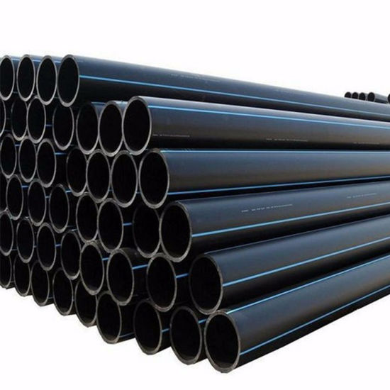 Plastic Drainage PE Tube LDPE Irrigation Spray Pipe pictures & photos