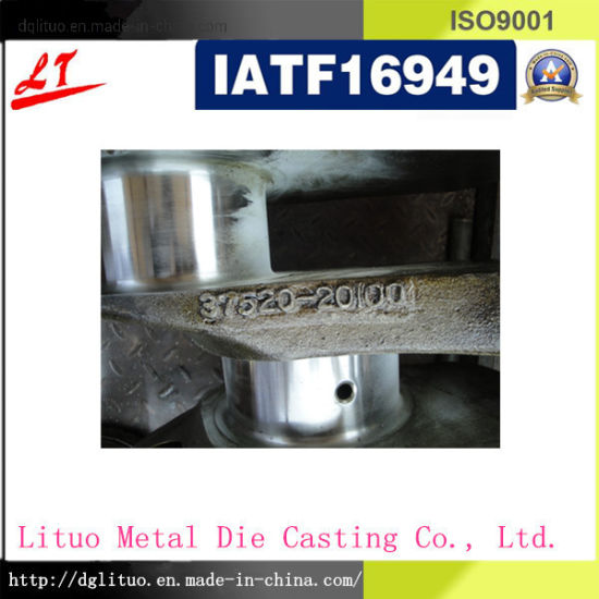 Zero Defect OEM Aluminum Die Casting Auto Part pictures & photos