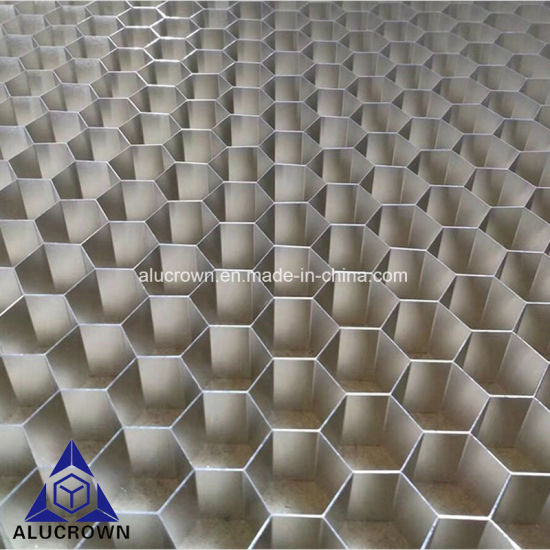 China Best Quality Aluminum Honeycomb Cores for Railway Use pictures & photos