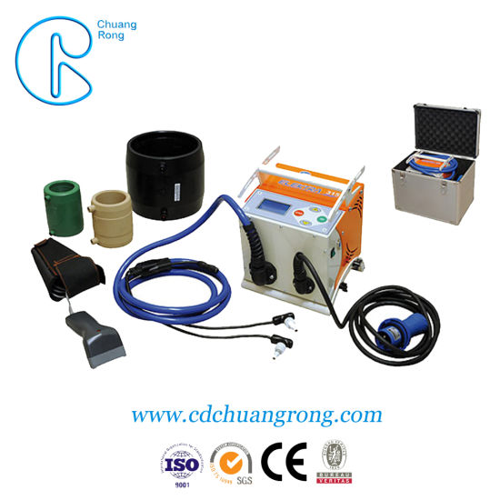 Polyethylene Pipe Electro-Fusion Welding Machine Elektra 315 pictures & photos
