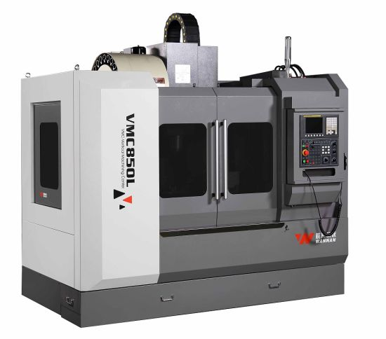 Vmc850L Vertical Machining Center, Popular Model pictures & photos