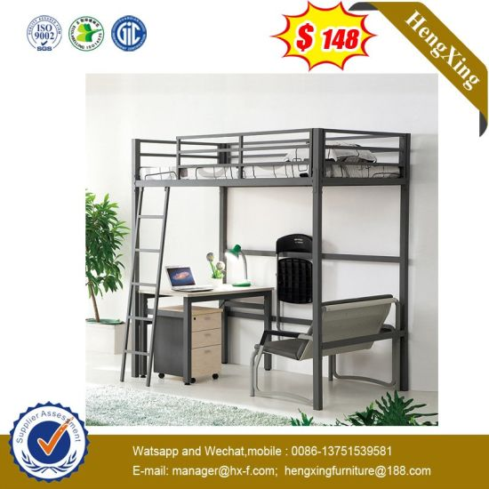 Hot Selling Metal Designs Strong Bunk Beds School Dormitory Furniture pictures & photos