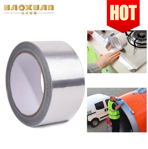 Factory Producing Top HVAC Aluminum Foil Packing Tape for Dryer pictures & photos