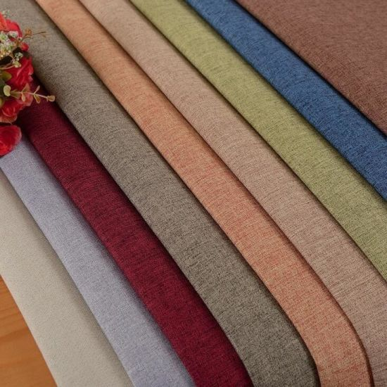 100% Polyester New Design Blackout Curtain Fabric Roller Blind Upholstery Fabric pictures & photos
