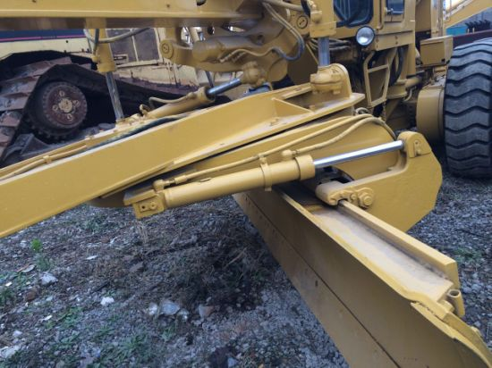 Used Motor Graders Cat 14G /Caterpillar 12g 120g 140g 120h 140h Motor Grader pictures & photos