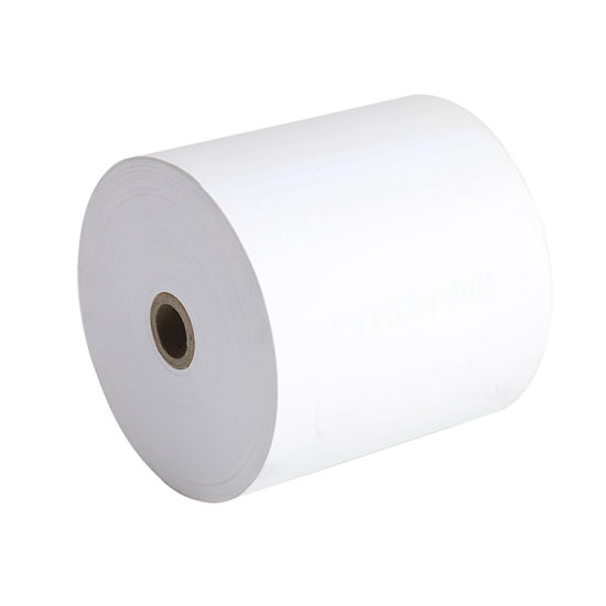 ISO OEM Printed Thermal POS Paper Rolls pictures & photos