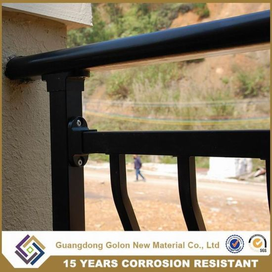 Modern Style Aluminum House Security Railings pictures & photos
