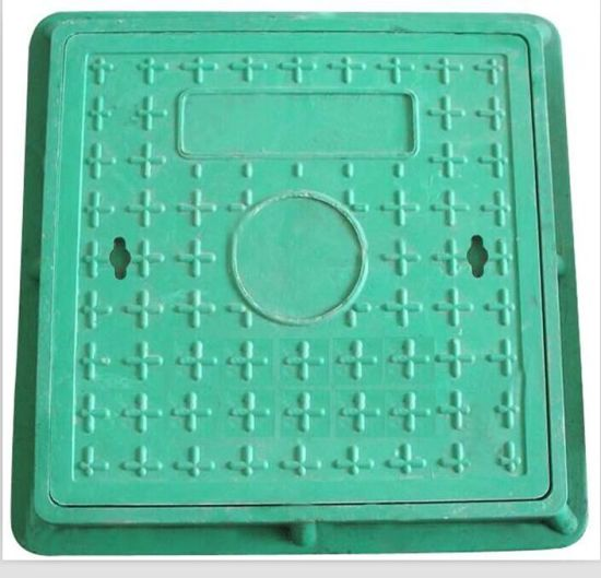 FRP Manhole Cover/FRP Trech Cover/Building Material/Fiberglass/Municipal Cover pictures & photos