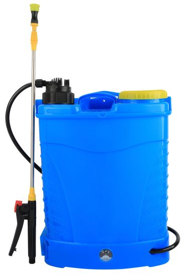 Agricultural Knapsack 2in1 Manual and Battery Pressure Power Pump Sprayer pictures & photos